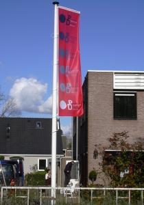 VlaggenmastPresente design vlag1
