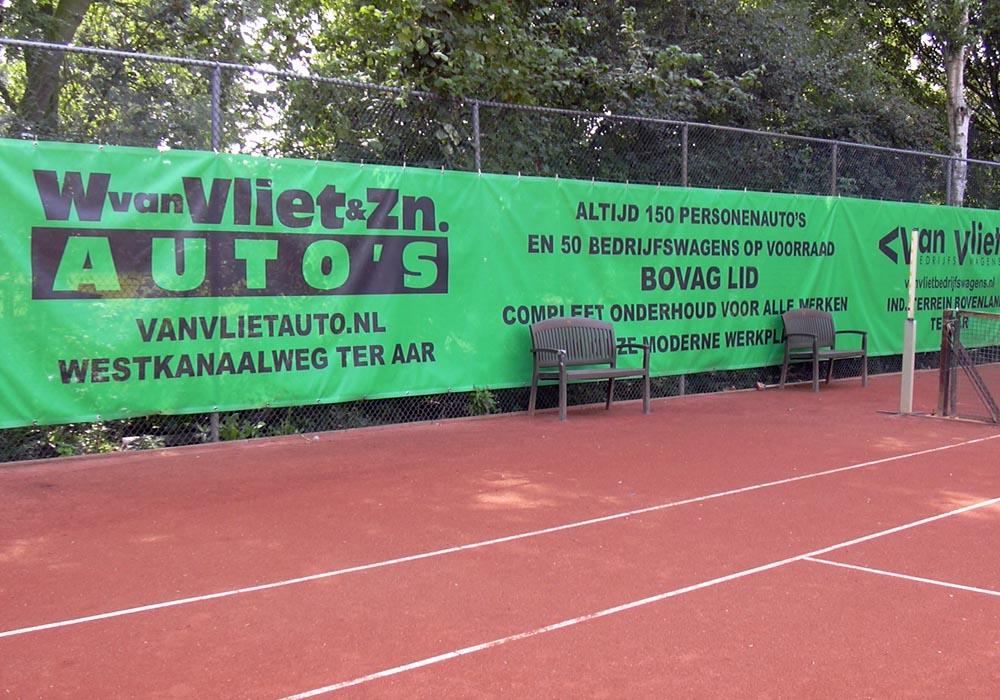 tennisdoek vanvliet