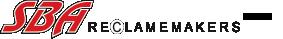 SBA Reclame makers Logo